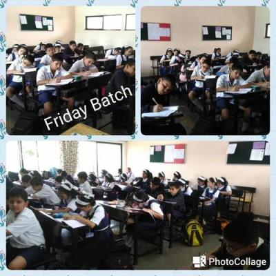 Our Vedic Maths Batch